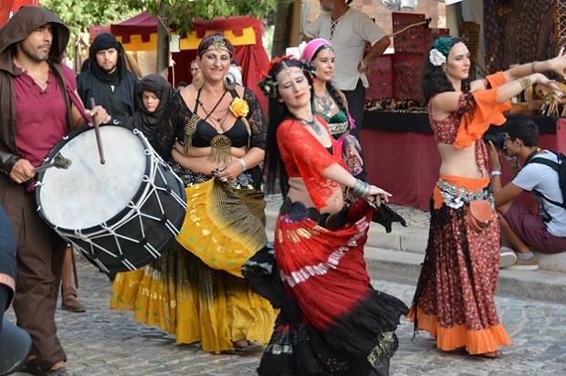 Algarve | Feira Medieval de Silves promove-se em hotéis e centros comerciais