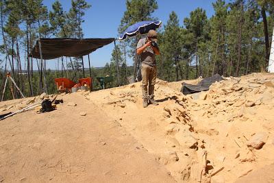 Campo Arqueológico de Proença-a-Nova dá continuidade às investigações no território