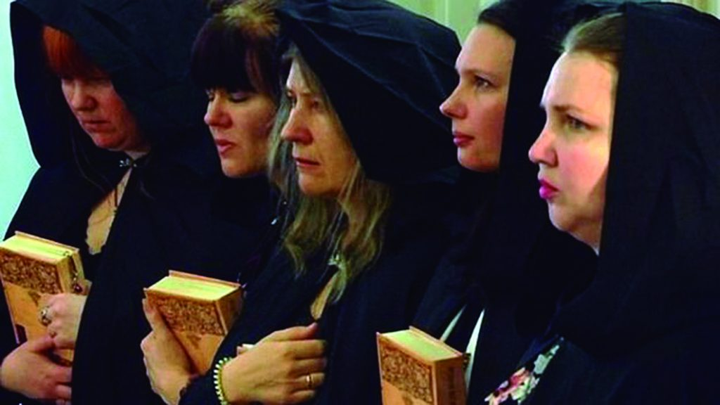Religião | Central de malefícios satânicos na Rússia