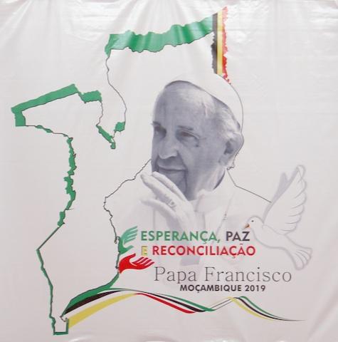 Mundo | Representante do Vaticano garante que visita do Papa Francisco a Moçambique não vai influenciar as Eleições Gerais