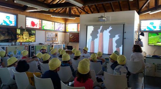 Região Centro | Centro de Interpretação Ambiental da Mealhada com propostas para crianças em tempo de férias