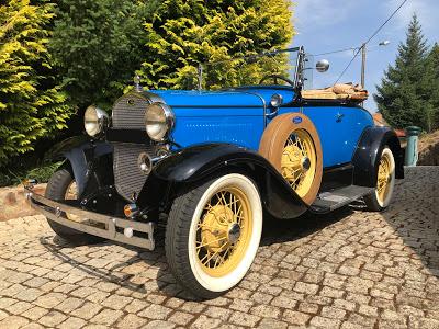 Evento | Classic Village leva carros antigos à vila de Pampilhosa da Serra