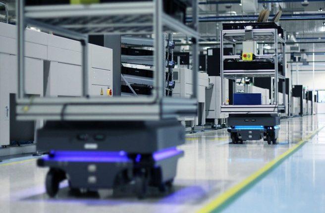 México   Los Cobots Autónomos Móviles Pueden Ser El Futuro Para Tu Industria ¿Lo Sabías?