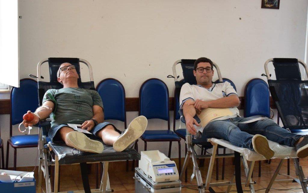 Portalegre | Dadores de sangue junto do rio Sever