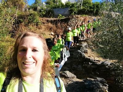 Misericórdia promove caminhada convívio entre colaboradores