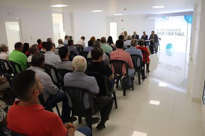 Proença-a-Nova | Ministro Adjunto e da Economia ouviu os empresários proencenses