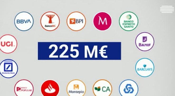 Nacional | Concorrência multa 14 bancos em 225 milhões de euros por concertação de informação