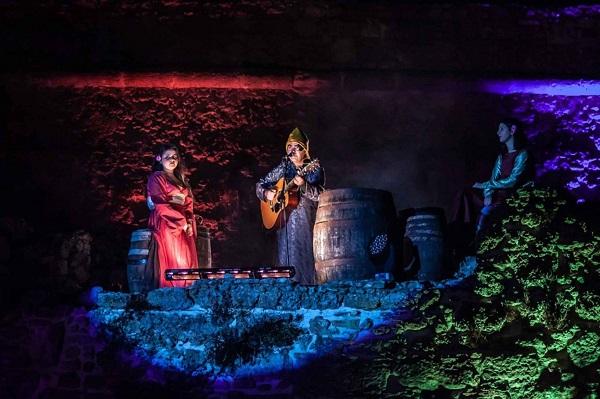 Cultura | 'O Enredo' no Terreiro do Paço, em Ançã, com teatro, música, dança e artes circenses