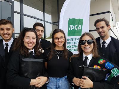 Norte | Mais de mil alunos escolheram o IPCA como primeira opção – recebeu 3500 candidaturas para 636 vagas disponíveis Caixa de entrada x