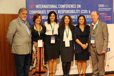 Barcelos | organiza uma das maiores conferências na área da responsabilidade social