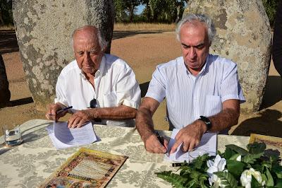 Évora | Cromeleque dos Almendres com gestão pública municipal