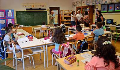 Évora | Eleitos eborenses realizam visitas a escolas do Concelho