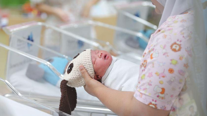 Portugal tem das mais baixas taxas de mortalidade do mundo em crianças até aos cinco anos, segundo relatório