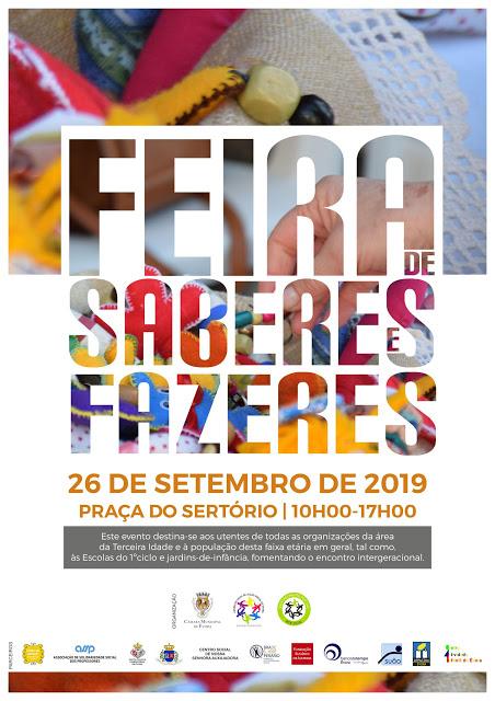 Évora | Feira de Saberes e Fazeres anima Praça de Sertório