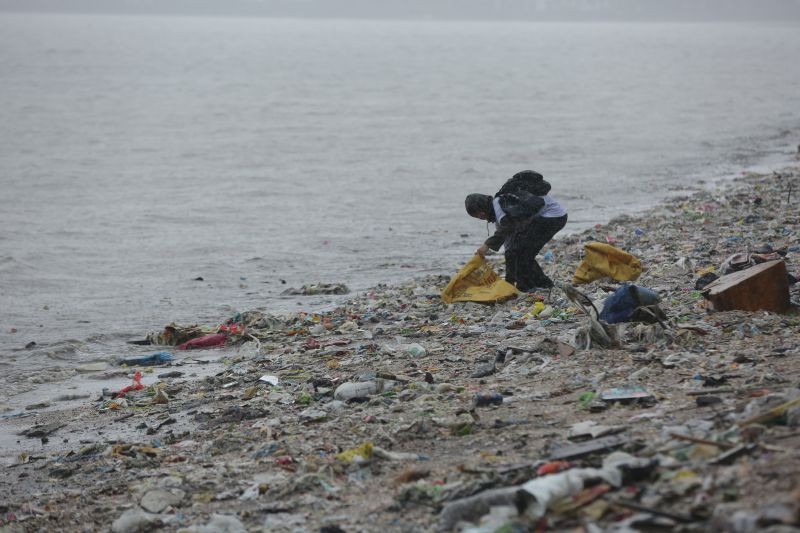 Ambiente | Comportamentos estão a mudar mas o plástico ainda não desapareceu das praias