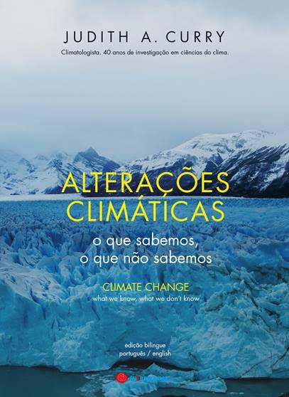 Livros | Alterações Climáticas: Sabemos mesmo quais as Causas do Aquecimento Global?