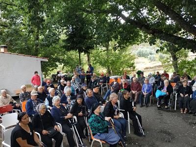 Região Centro | Convívio reuniu idosos da Misericórdia e da Cáritas Diocesana de Coimbra