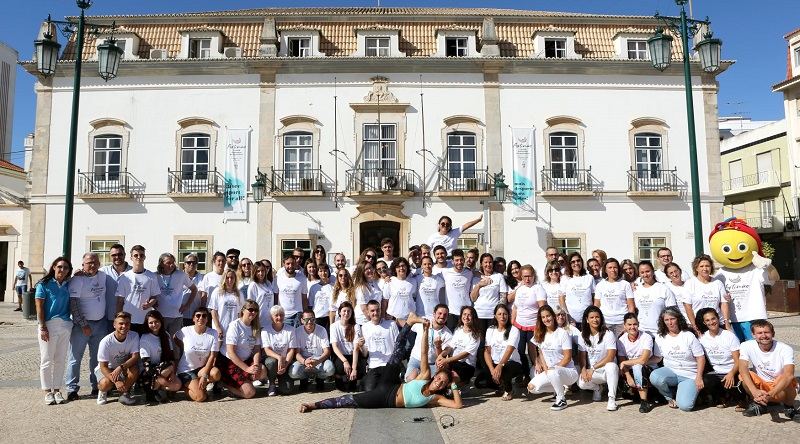 Portimão recebe jovens de oito países europeus