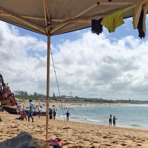 Mundo   Receitas do alojamento de turistas estagnadas em Moçambique