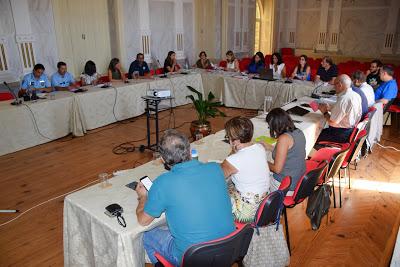 Alentejo | Reunião do Conselho Municipal de Educação de Évora