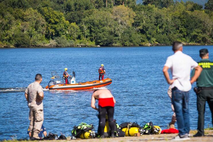 Norte | Encontrado corpo de triatleta desaparecido no rio Minho