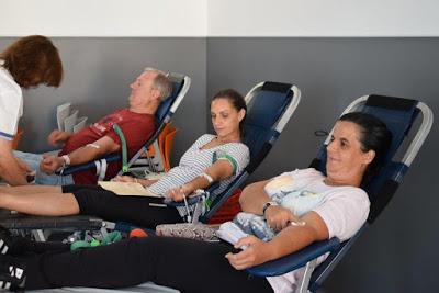 Portalegre | Alpalhão com 33 dadores de sangue