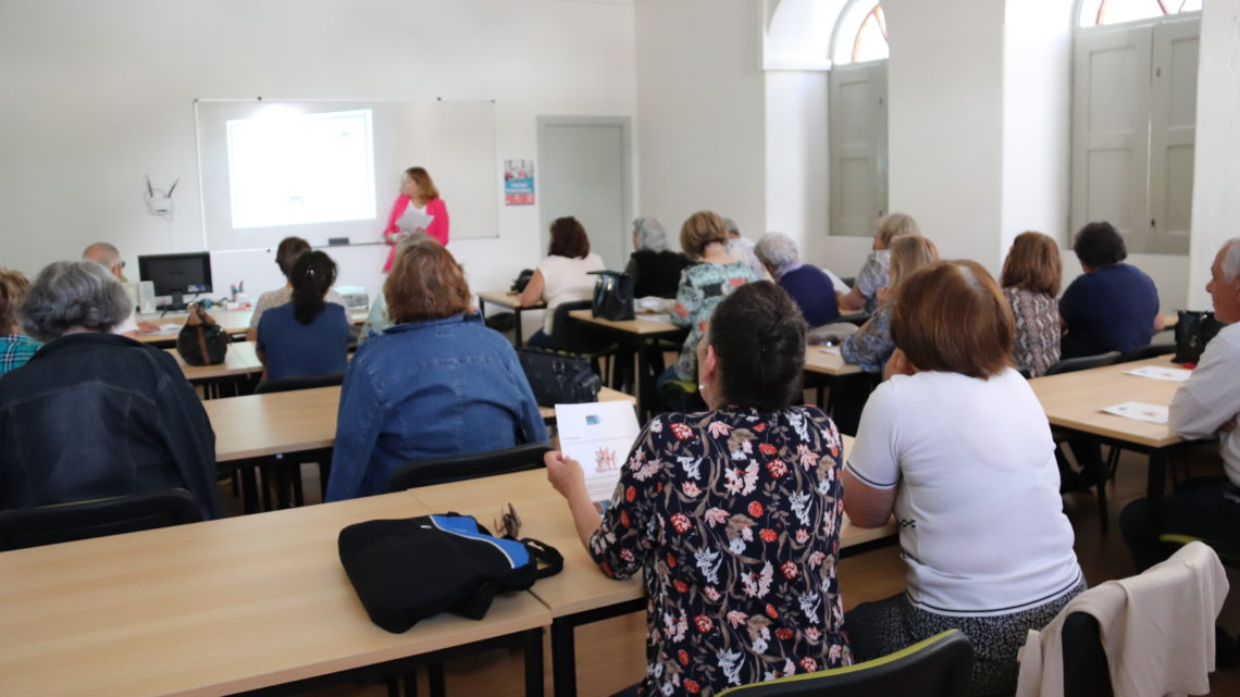 Ensino | Universidade Sénior de Proença-a-Nova com matrículas abertas