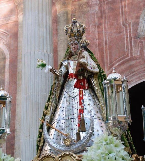 Religião | Triunfo de Nossa Senhora do Rosário de Lepanto