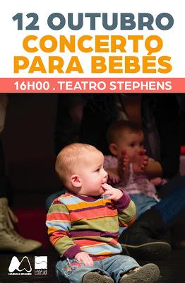 Marinha Grande   Concerto para Bebés no Teatro Stephens