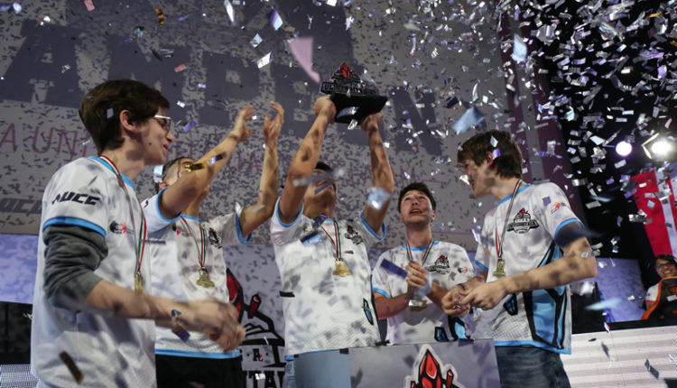 México   UBA RIPC Campeón Indiscutible De La Liga Universitaria WUCG LATAM