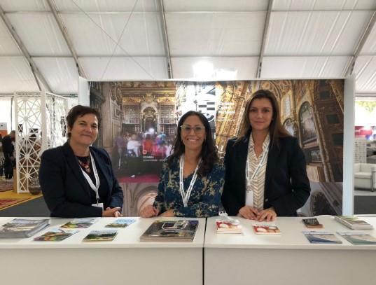 Turismo Centro de Portugal presente na Bienal Ibérica de Património Cultural