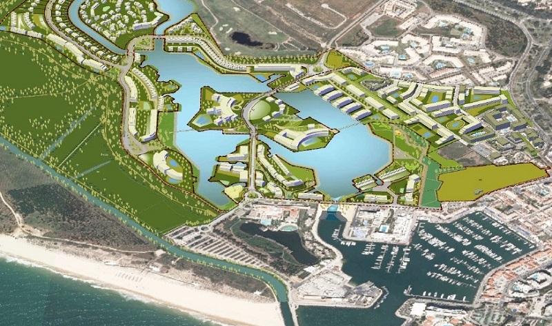 Algarve   Projeto da Cidade Lacustre de Vilamoura vai ser alterado