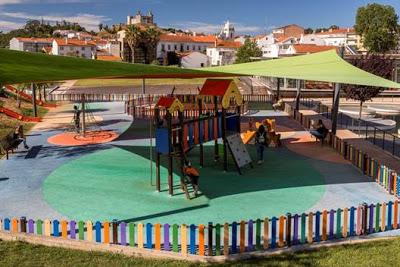Porto de Mós | Parque infantil dará lugar a espaço inclusivo