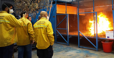 Coimbra | FCTUC participa em projeto europeu que pretende melhorar a resiliência das florestas a incêndios