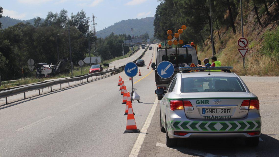 REGIÃO CENTRO | UGT apela à suspensão das portagens na A25 durante obras no IP3