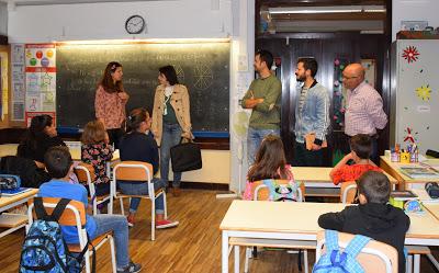 Évora   Horta das Figueiras, crianças, pais e professores participam em projeto para criar escola mais verde