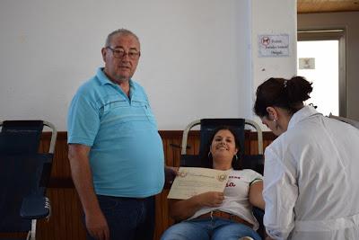 Portalegre | Colheita de sangue reúne 44 em Sousel