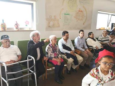 Castelo de Paiva | IPSS presta serviço a mais de 200 utentes, CENTRO SOCIAL DO COUTO MINEIRO DO PEJÃO COMEMOROU ONTEM 40 ANOS