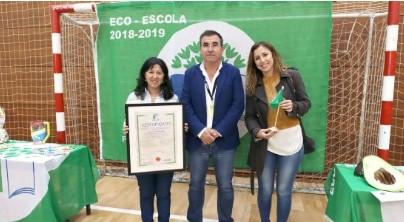 Região Centro | 14 escolas da Mealhada receberam bandeira verde