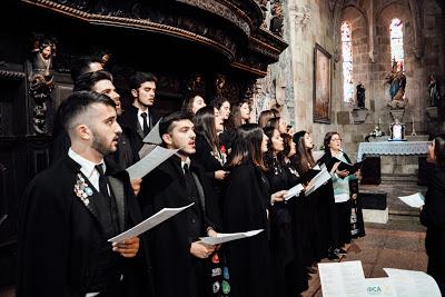 BARCELOS | Professor João Carvalho homenageado na Missa do Caloiro