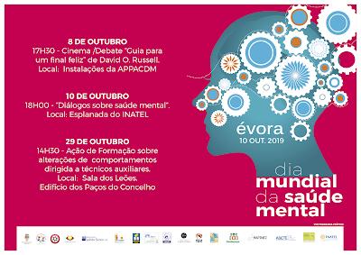 Alentejo   Dia Mundial da Saúde Mental assinalado em Évora