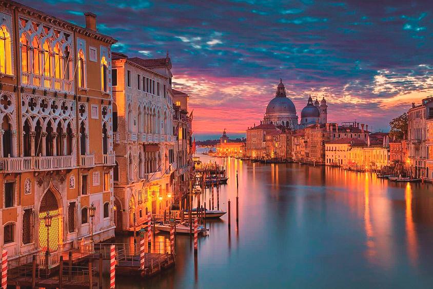 Mundo   Veneza, cidade paradisíaca