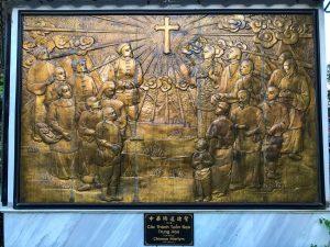 Religião | Destroem imagens de mártires para que chineses não os imitem