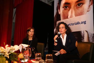 Direção Regional do Centro do IPDJ lança – Campanha Start to Talk Vamos quebrar o silêncio!