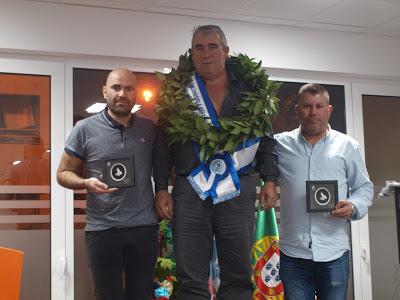 Desporto   José Rossa Ribeiro coroado Campeão Geral 2019 da Sociedade Columbófila Cantanhedense