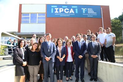 Barcelos | Presidente da Câmara de Famalicão dá as boas vindas aos estudantes do IPCA