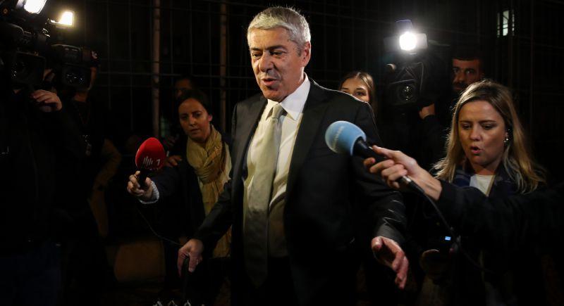 Justiça   Operação Marquês: Interrogatório de Sócrates prossegue na segunda-feira