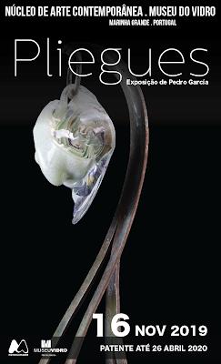 Marinha Grande | Esculturas em vidro em exposição no NAC