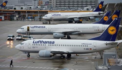 Greve na Lufthansa cancela pelos menos seis voos da companhia alemã em Portugal