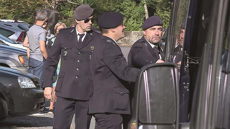 Justiça   Agentes da PSP acusados de agredir e cegar adepto em Guimarães foram absolvidos